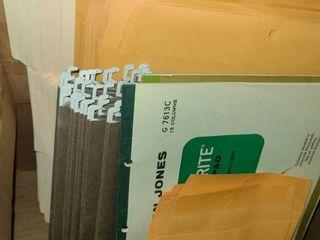 Folders and Envelopes