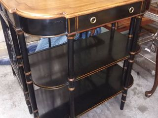 Theodore Alexander Entry Table 34 x 34 x 16 in