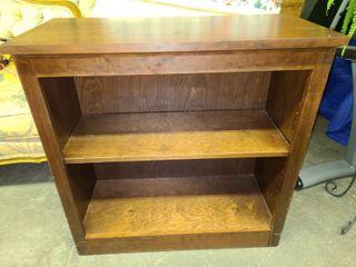 Wooden Bookshelf 31 x 20 x 14 in