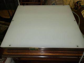 Porta Trace light Box 2 x 18 5 x 16 in