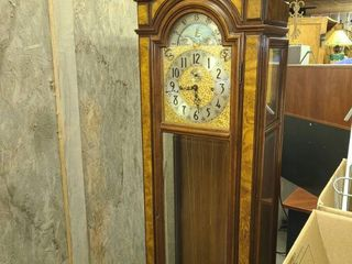 Herschede Grandfather Clock Chimes and Weights Packed Separately