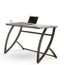 heath wood grey finish desk by greyson living