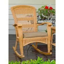 Surfside Outdoor Southwest Rocking Chair portside plantation rocker southwest amber