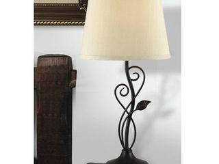 Copper Grove Corbeil Bronze 3 way 26 inch Table lamp