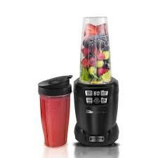 Elite EPB 5455 Platinum Personal Nutri Blender  Retail 78 98 as is