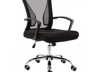 Modern Home Zuna Mid Back Office Chair  Retail 89 99