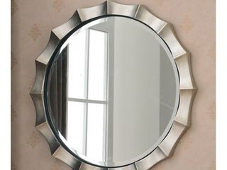 Strick   Bolton loring Wall Mirror   34  Dia  Retail 214 99