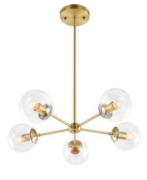 light Society Grammercy Five light Chandelier  Retail 123 99