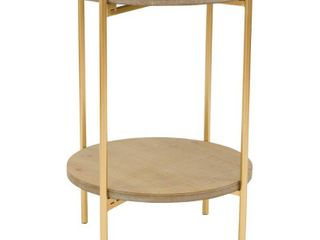 Kamryn Modern Accent Table