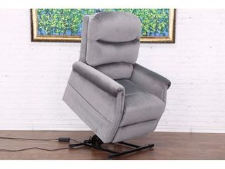 Classic Plush Power lift Recliner living Room Chair  Retail 429 99