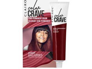 Clairol Color Crave Semi Permanent Scarlet   2 0 fl oz