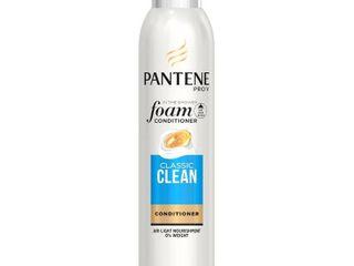 Pantene Pro V Classic Clean Foam Conditioner   6oz