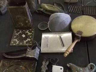 vintage cooking items