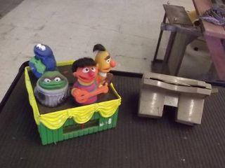 Sesame Street radio   Viewmaster