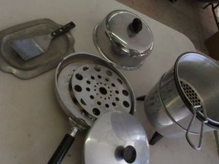 metal cooking items