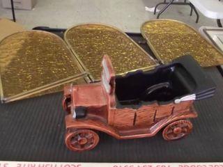 old car planter