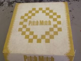 patch Match game