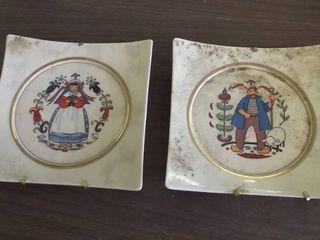 Danish plates