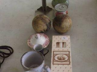 coffee mugs   baking items
