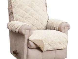 Hudson Sherpa Waterproof Recliner Furniture Cover