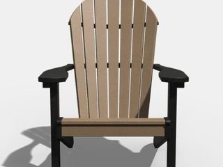 Patiova Poly Adirondack Chair