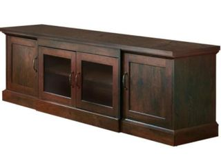 Furniture Of America Rustic Brown TV Stand 68