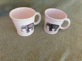 Coffee Mugs  2 ea