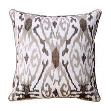 Furniture of America Nem Contemporary Brown Throw Pillows Set of 2  Retail 81 99