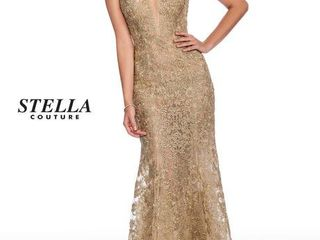 Stella Couture Prom long Dress  Retail 165 99