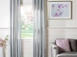 Safavieh Aytan Grommet Curtain Window Panels