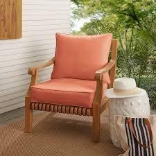 Coral Deep Seating Corded Sofa Pillows set of 2