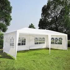 10x20 30 ft Upgrade Spiral Interface Wedding Party Canopy Tent  Retail 119 49  Canopy ONlY