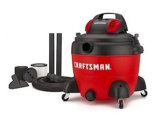 Craftsman 16 Gallon 5 Hp Portable Wet Dry Shop Vacuum Model Cmxevbcpc1650