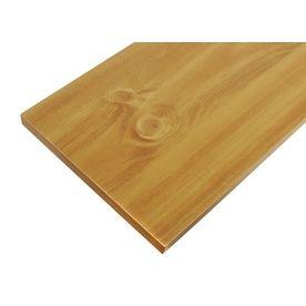 Blue Hawk laminate 71 7 8 in x 11 7 8 in Natural Shelf Board