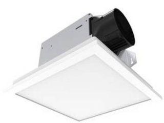 Utilitech 1 5 Sone 100 CFM White Bathroom Fan ENERGY STAR