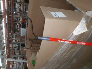 Craftsman Fiberglass Handle Garden Rake