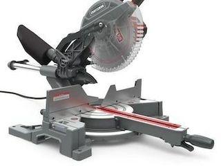 Craftsman 15 0 AMP Sliding Compound Miter Saw