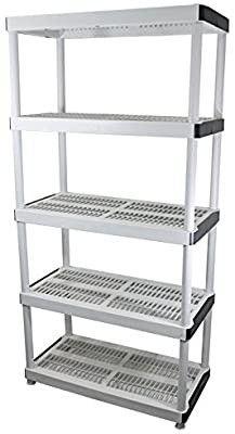 36 x 18 Storage Unit with 5 Shelves