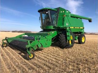 FRED & SHIRLEY SIMPSON TIMED ONLINE FARM EQUIPMENT AUCTION