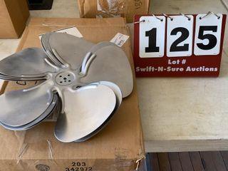 lot of 3 Fan Blades