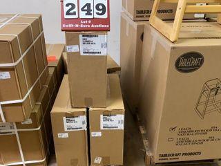 lot of 3 Cases EZ Sip Disposable lids