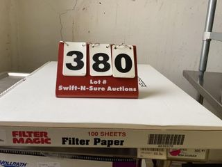 lot of Frymaster Filter Paper