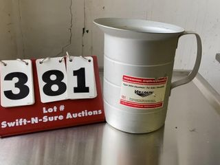 Vollrath Aluminum Measuring Cup