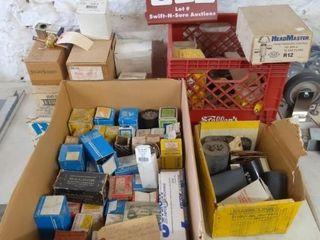 Assorted Fridge Freezer Parts