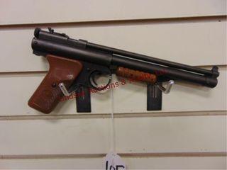 Ben Franklin  132  22 cal pellet pump pistol