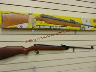 Diana  34  pellet rifle made by RWS in Germany w