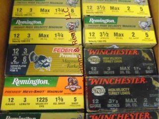 14 bxs   Remington Federal Winchester  12ga