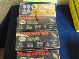 6bxs  Remington  Winchester  Federal  12ga