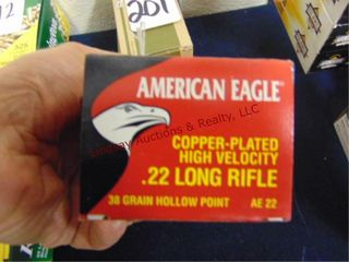 Bx of American Eagle 22lR  400rds