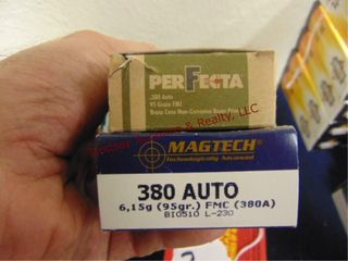 2bxs  Magtech Perfecta  380 auto  100rds